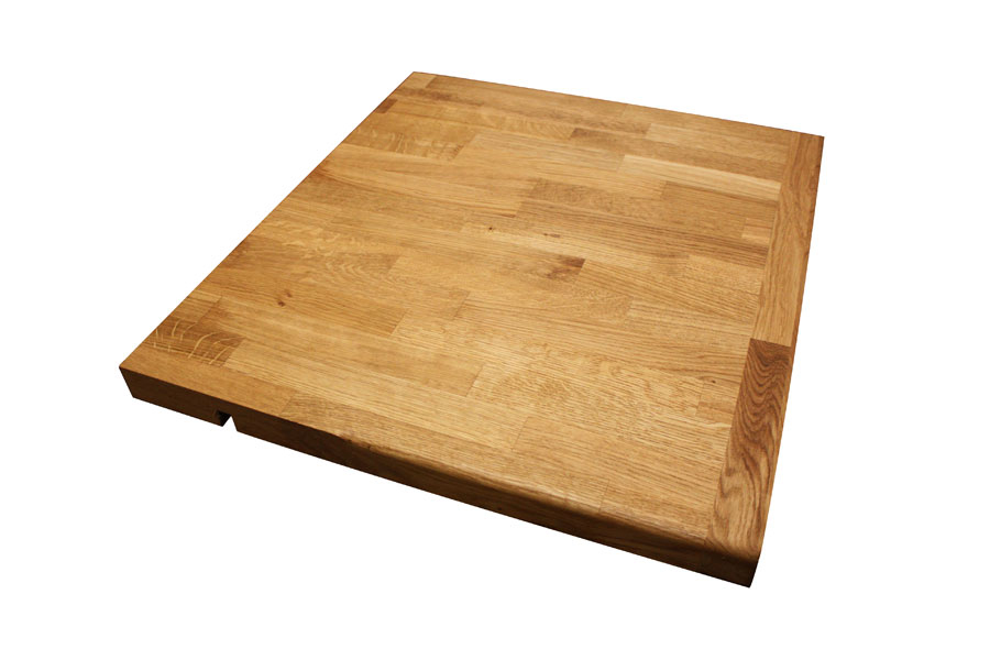 Countertop End Cap : solid-oak-wooden-countertop-end-cap-butt-join-cut-outs-lg.jpg