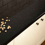 These Andromeda worktops are available in a range of sizes to suit your requirements.
