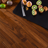Black American walnut features stunning grain patterns and is one of our most luxurious timber choices.