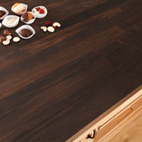 If you are looking for a cheaper alternative to our wenge worktops, our black oak is definitely worth considering.