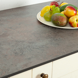 Caldeira Zenith worktops are resistant to heat, wear and impact, and are completely waterproof.
