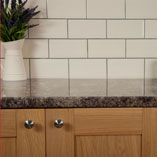 Caribbean Stone laminate worktops have the appearance of highly polished granite – beautiful and sleek.