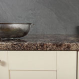 Caribbean Stone worktops are perfect for adding beautiful style to any kitchen.