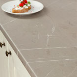 Perfect in both contemporary and traditional settings, our cream stone effect worktops are a stylish option for any home