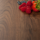 Choose our dark walnut laminate worktops if you are looking for a low-maintenance alternative to real walnut surfaces.