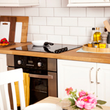 Easy to clean and maintain, these 635mm worktops are a practical choice for any home.