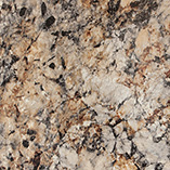 The beautiful look of our Winter Carnival granite laminate is an impressive enhancement for any kitchen.
