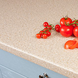 Our high performance Taurus Beige work surfaces are FSC-certified and FIRA-approved.