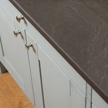 Choose our affordable Luna Nero countertops for a modern, low-maintenance kitchen.