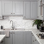 These marble effect worktops are an affordable way to create a premium look in your kitchen.