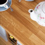 Whether you are considering a traditional or contemporary kitchen setting, oak worktops are a popular choice.