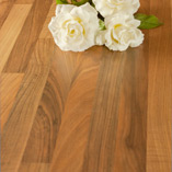 Our walnut block laminate countertops closely represent natural walnut timber, and are perfect for classic kitchens.