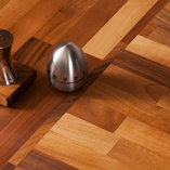 Our walnut worktops are ideal both for modern and traditional kitchen themes.