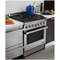 There is a range of benefits for using both gas and electric ovens - the choice is yours!