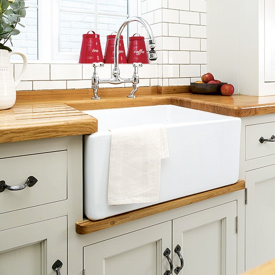 From Real Wood Work Surfaces To Charming Accessories: Find