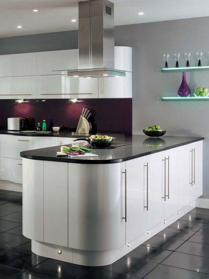 Top 3 Colour Schemes To Complement A Black Sparkle Kitchen Worktop