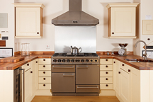 Clotted Creme Kitchen - Gloucester Worktop Showroom
