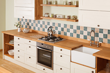 Daisy Chain Kitchen - Gloucester Worktop Showroom