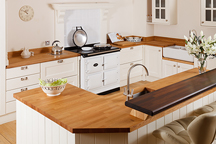 The Kitchen - Gloucester Worktop Showroom