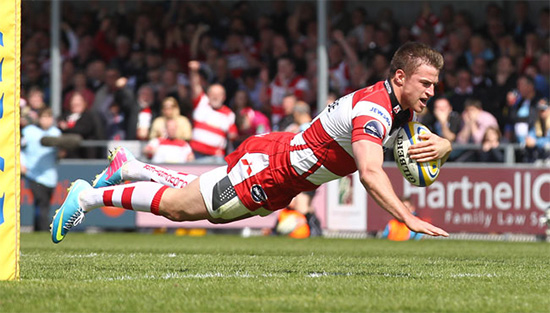 Henry Trinder try