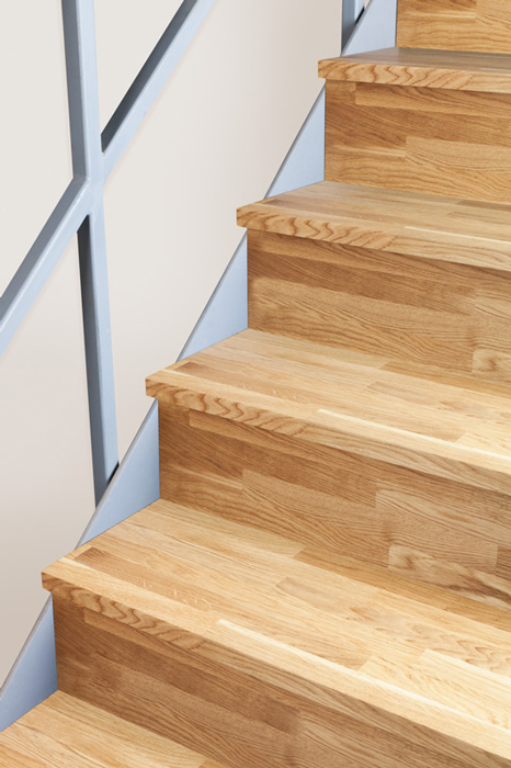 Installing Solid Oak Stair Cladding Kits Worktop Express