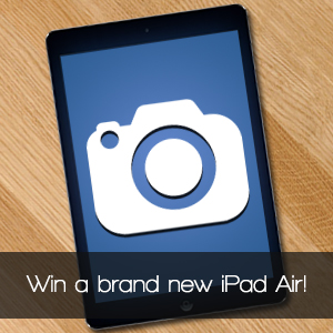 Post a Pic of Your Solid Wood Worktops and Win an iPad Air!