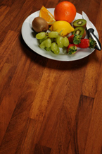 Iroko Worktops - AESTHETICS