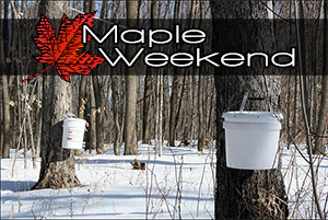 Have a Maple Weekend!