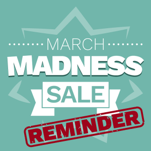 Save 10% on a new timber worktop surface with our 'March Madness' sale.
