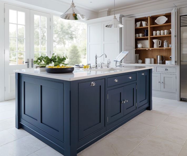 Plum Kitchen Paint: Top 3 Colour Schemes To Complement White Sparkle Kitchen