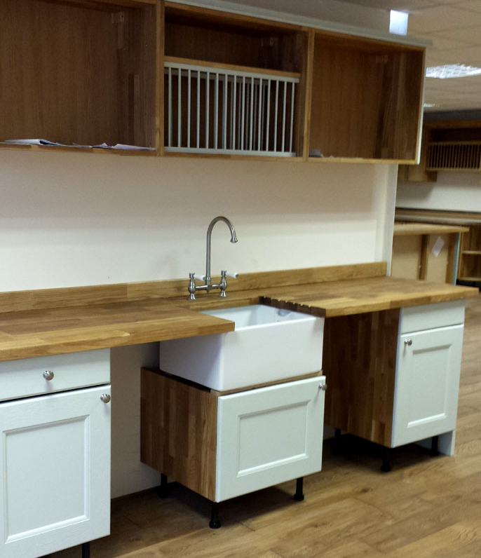 Kitchen Worktops Express: Bringing Solid Wood Kitchen Tops To London + The South