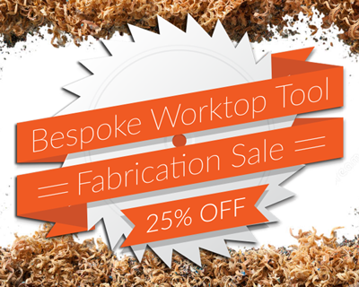 Save 25% on Fabrication in November!