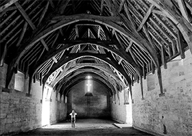 Bradford on Avon - Tithe Barn