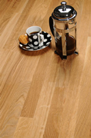Oak solid wood worktops are a popular choice in Romford.