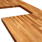 Fabrication of your wooden worktop