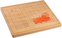 The Obsessive Chef Chopping Board, made entirely from bamboo.