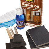 How to Oil Wooden Worktops