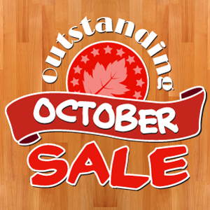 Save 10% on Kitchen Worktops in Our 'Outstanding October' Sale: Don't Miss It!