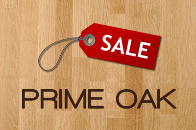 PRIME OAK WORKTOP SALE NOW ON
