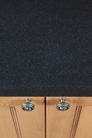 Avonite Night Shadow Solid Surface Worktop 3500mm X 650mm X 42mm