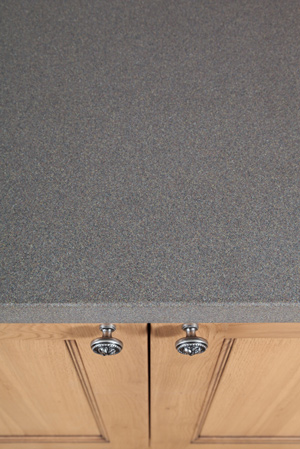 Avonite River Moss Solid Surface Moulded Undermounted Sink Worktop 1800mm X 650mm X 42mm