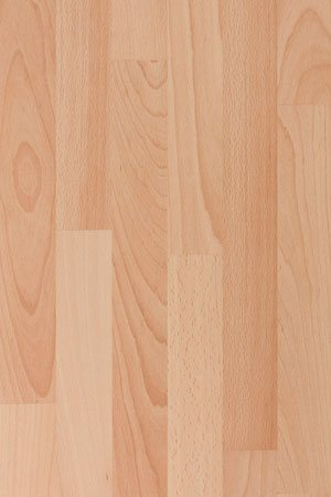 Beech effect work surfaces