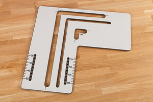 Belfast Sink Jig - Solid Compact Laminate