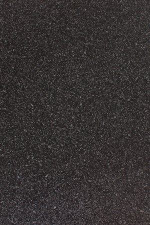 Black astral quartz worktop