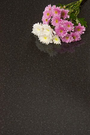 Black gloss laminate worktops constellation square edge