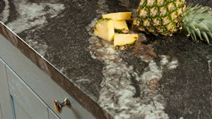Black Marble Laminate Worktops (Magnata) Gallery