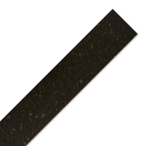 Black Granite Worktop Edging Strip - Nimbus - 1530mm x 45mm