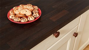 Black Oak Worktop Gallery
