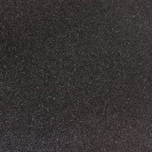 Black Quartz Kitchen Splashback - 3M x 600 x 6mm