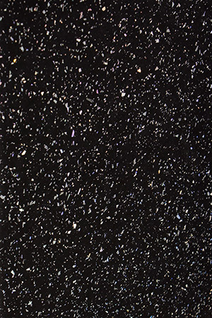 Black Sparkle Bathroom Worktop Astral Black 2m X 365mm